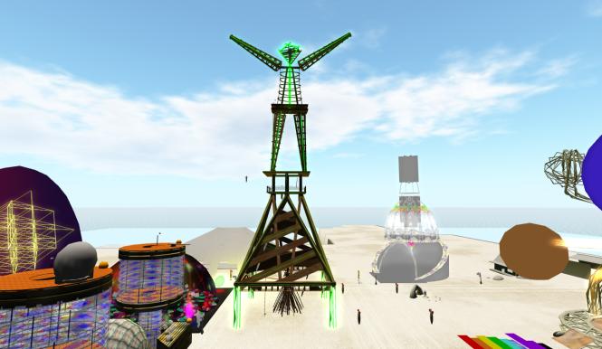 The Man, Burning Man