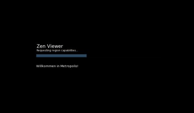 Metropolis Grid Login Screen 2013