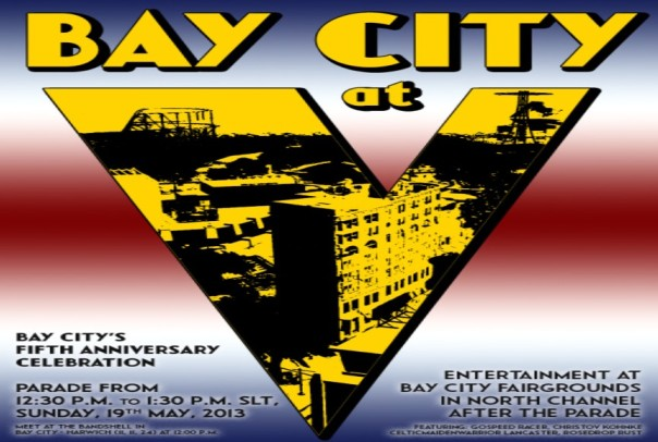 Bay City fifth anniversary 2013