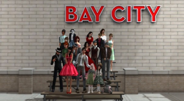 Bay City group photo 2013