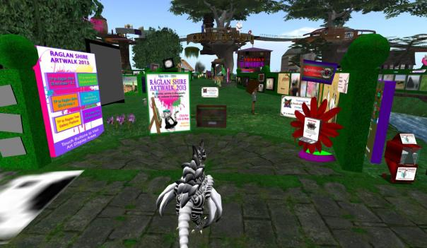 Raglan Shire artwalk 2013 opens
